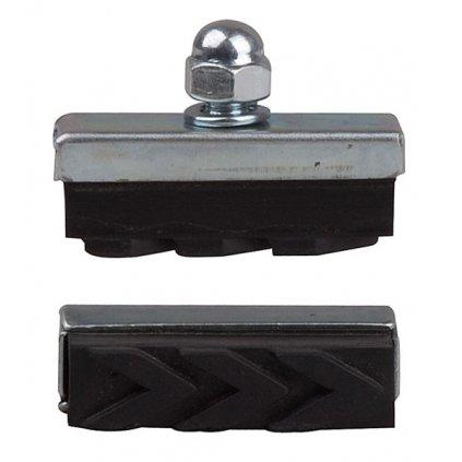 Brzdové špalíky PRO-T silniční (10párů)