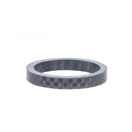 """Spacer PRO-T Plus 1-1/8"""" carbon 5mm"""