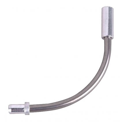 Vodítko lanka V-brzdy 5,1mm, 90st. (10ks)