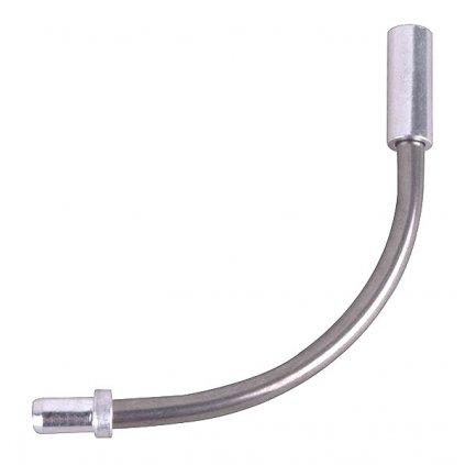 Vodítko lanka V-brzdy 6,1mm, 90st. (10ks)