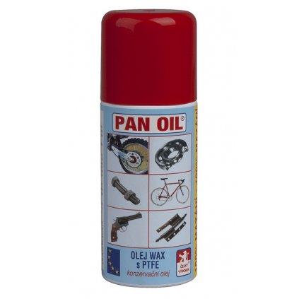Olej WAX s PTFE aerosol 150ml