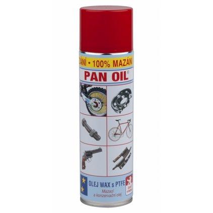 Olej WAX s PTFE aerosol 500ml