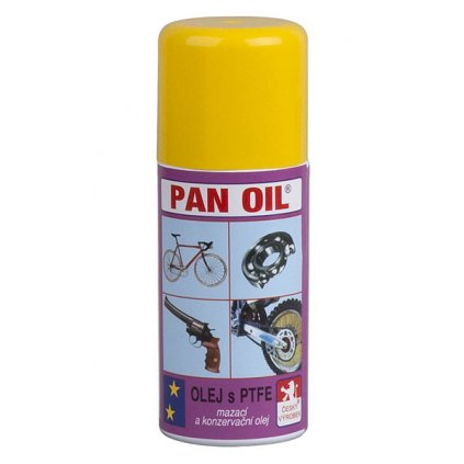 Olej s PTFE aerosol 150ml