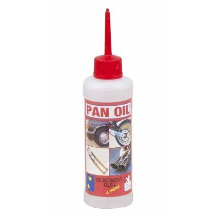 Silikonový olej kapátko 80ml
