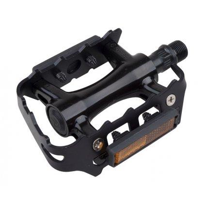 Pedál PRO-T 979 dural/dural kuličkový černý