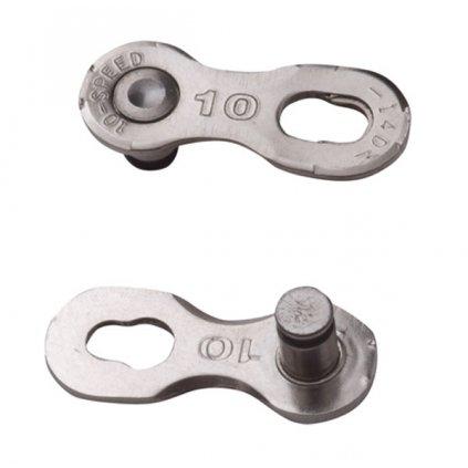 Spojka na řetěz PRO-T Plus na 10 kolečko (6ks)
