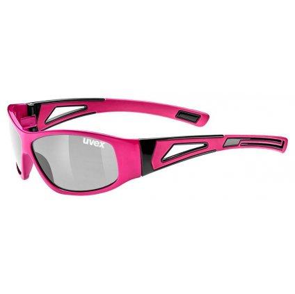 Sluneční brýle Uvex Sportstyle 509 - pink