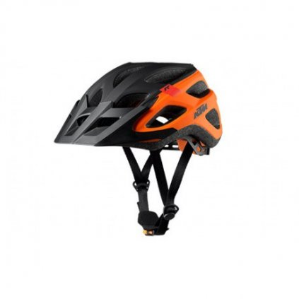 přilba KTM Helm Factory Character black-orange