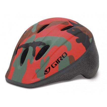 přilba GIRO ME2-mat glowing red camo