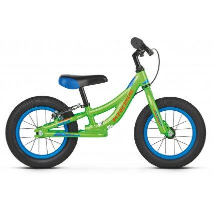 KROSS KIDO green/orange glossy 2020