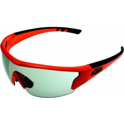 brýle KTM Factory Team Photochromic Orange Oranžová