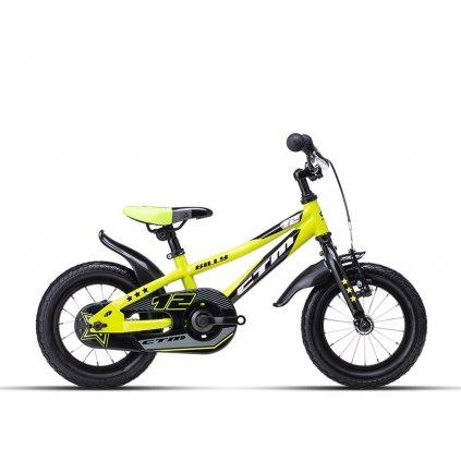 CTM BILLY žlutá / černá 2021
