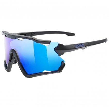 Sluneční brýle Uvex Sportstyle 228 - black mat