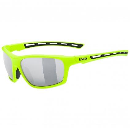 Sluneční brýle Uvex Sportstyle 229 - yellow