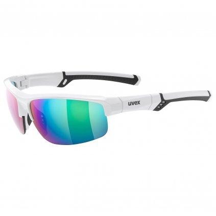 Sluneční brýle Uvex Sportstyle 226 - white black