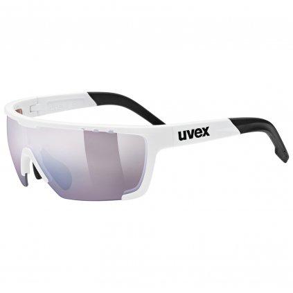 Sluneční brýle Uvex Sportstyle 707 CV - white/outdoor