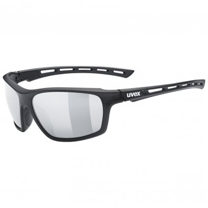 Sluneční brýle Uvex Sportstyle 229 - black mat
