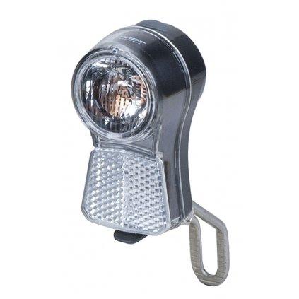 Světlo přední PRO-T Plus 1 Super LED dioda 30Lux na přední vidlici 7128
