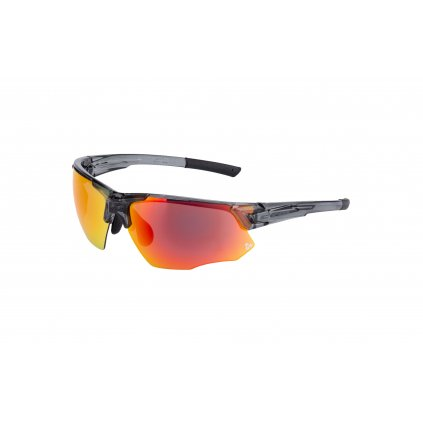 brýle CTM COMO, šedá/červená