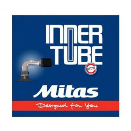 Duše MITAS 12-1/2x1,75-2,45 (47/62-203) AV 90 stupňů v krabičce