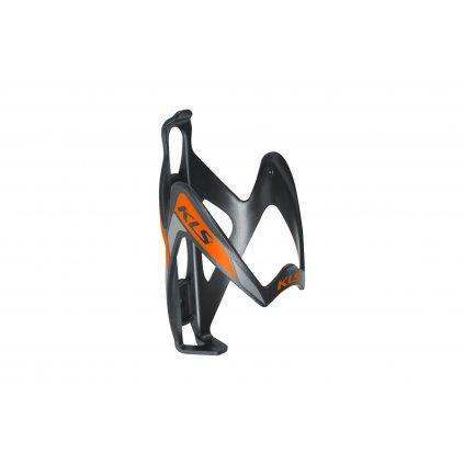 Košík na láhev KLS PATRIOT orange