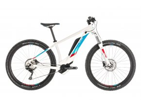 Cube Access Pro 500 white'n'blue 2019