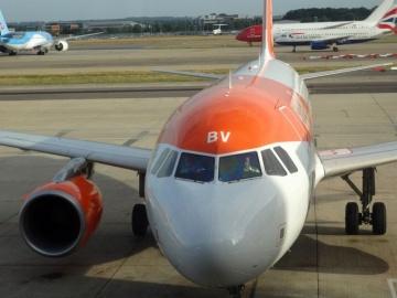 Letadlem do Londýna se skládacím kolem Brompton