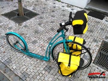 Cyklobrašny pro cestování za jakéhokoliv počasí