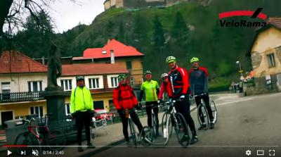 Video – první jarní koloběžková vyjížďka s Ultimou