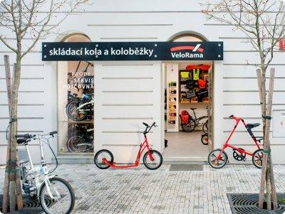 Nové fotky z naší prodejny na Letné!