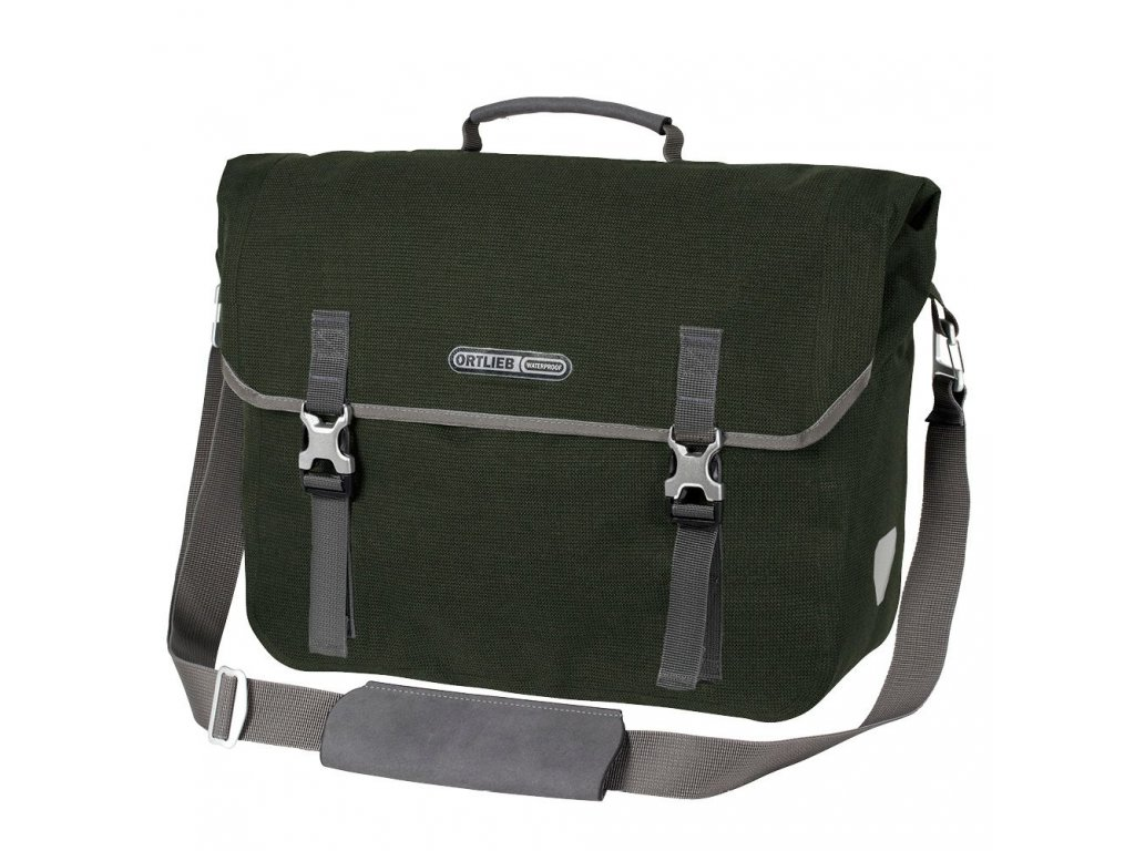 ortlieb commuterbag two zelena