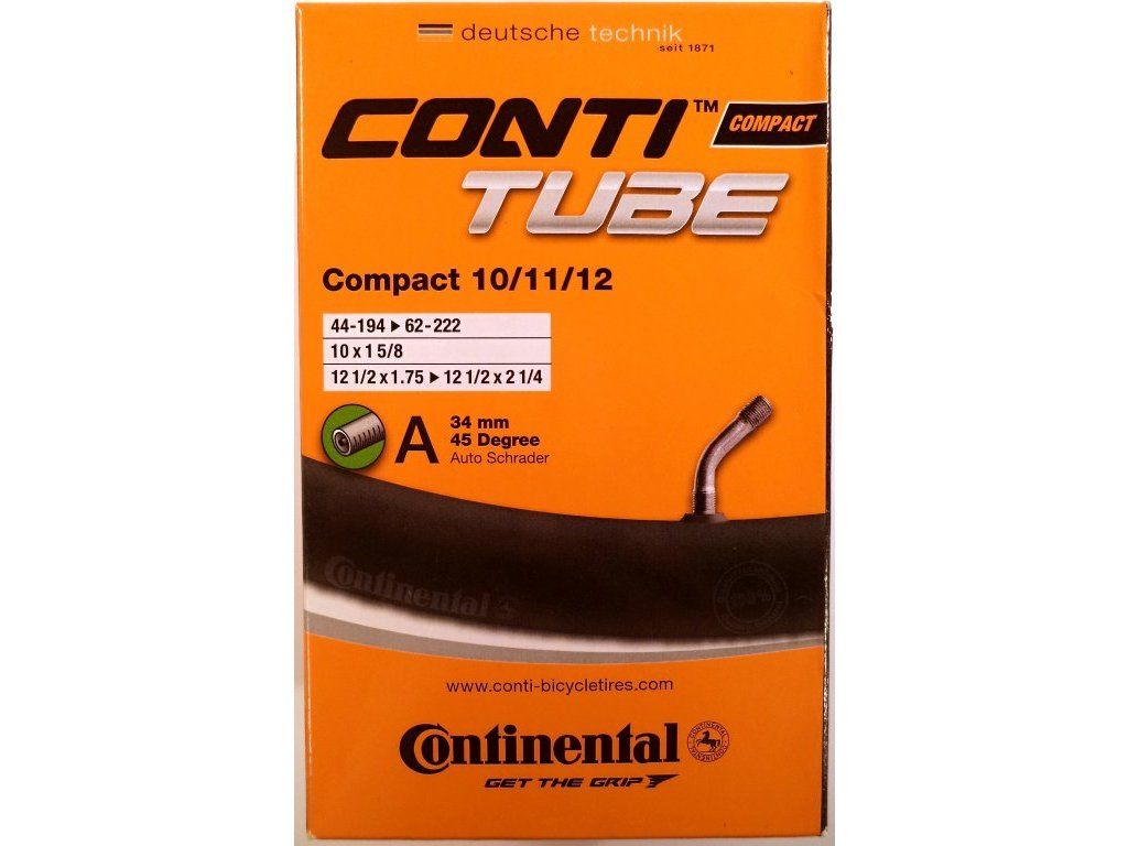continental duse compact 10