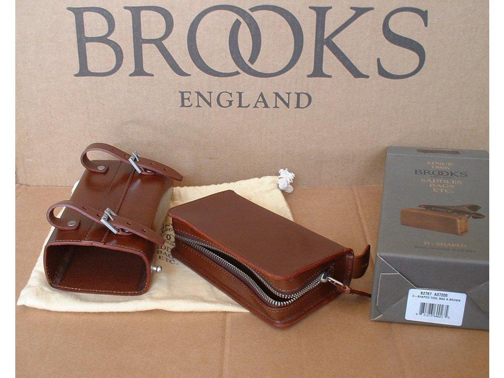 Brašnička BROOKS D-shaped Tool Bag