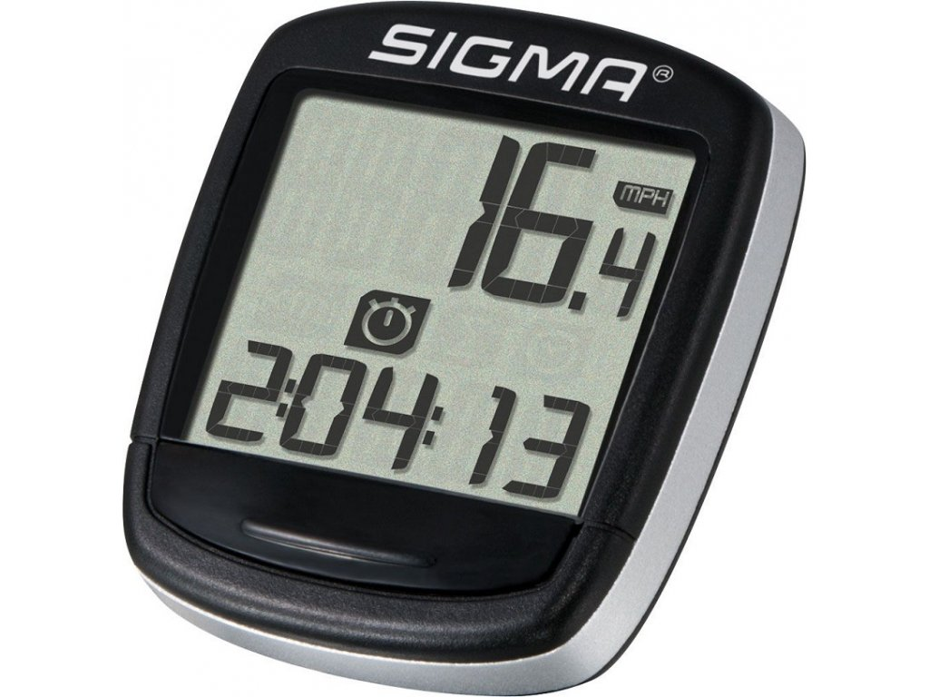 Cyklokomputer Sigma Baseline 500