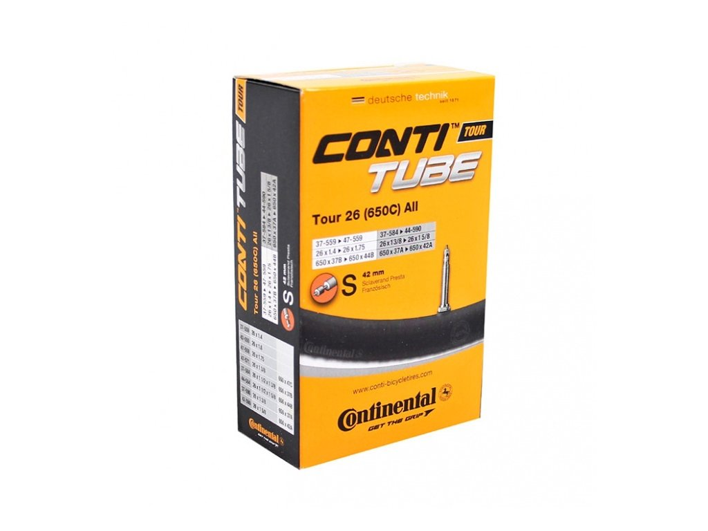 continental duse tour 26 fv