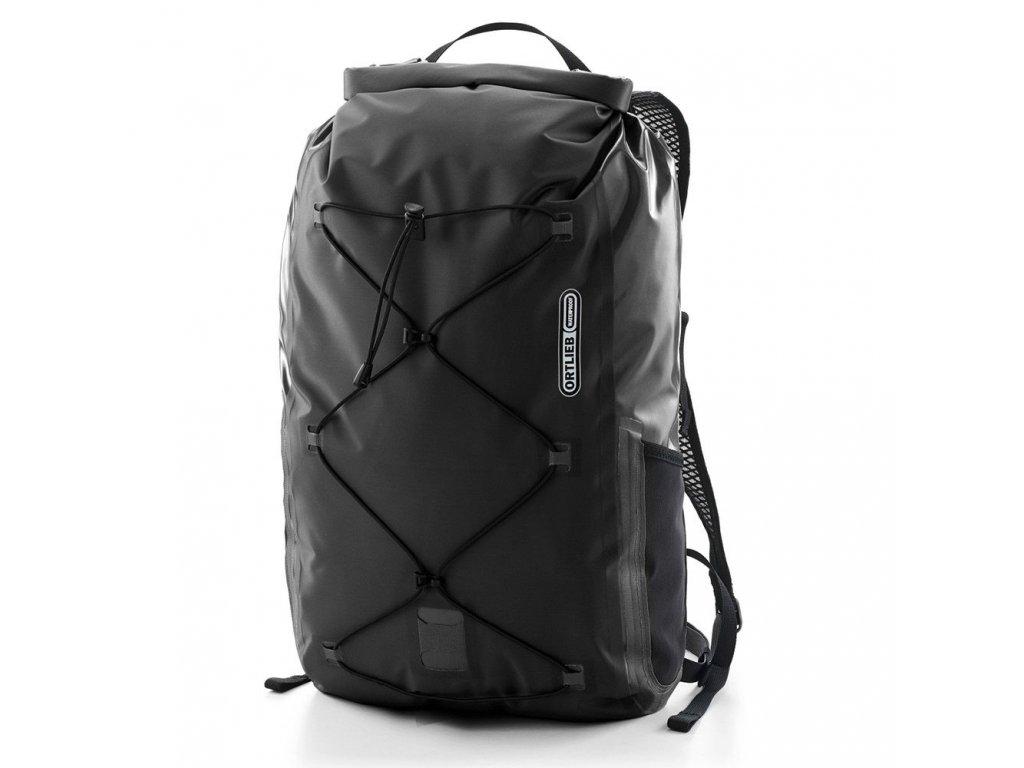 ortlieb lightpack two lehky batoh cerny