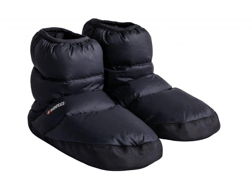 warmpeace down booties