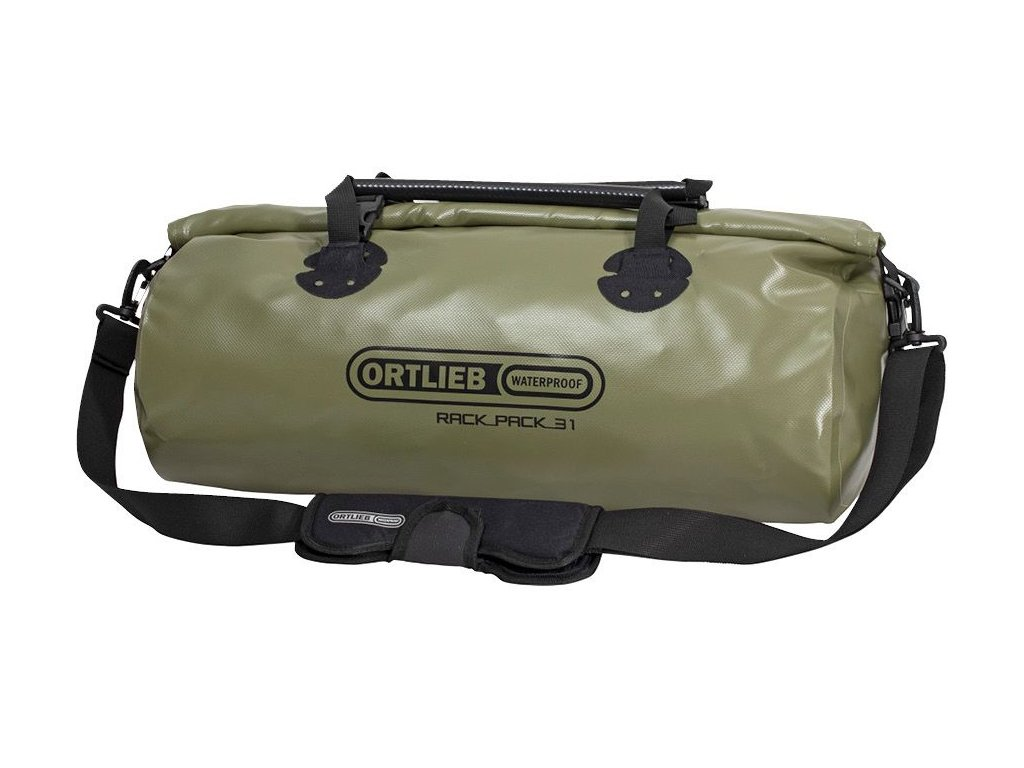ortlieb rackpack 31L olivovy