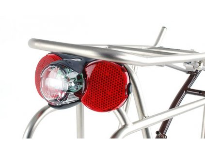 busch and muller d toplight xs permanent bike tail light mounted