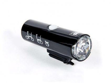 BROMPTON VOLT 400 FRONT LIGht