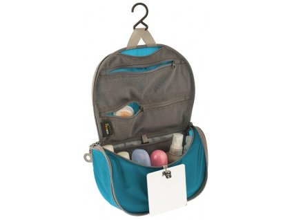 sea to summit hanging toiletry bag (1a)