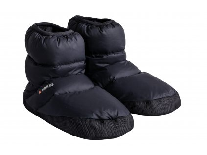 warmpeace down booties