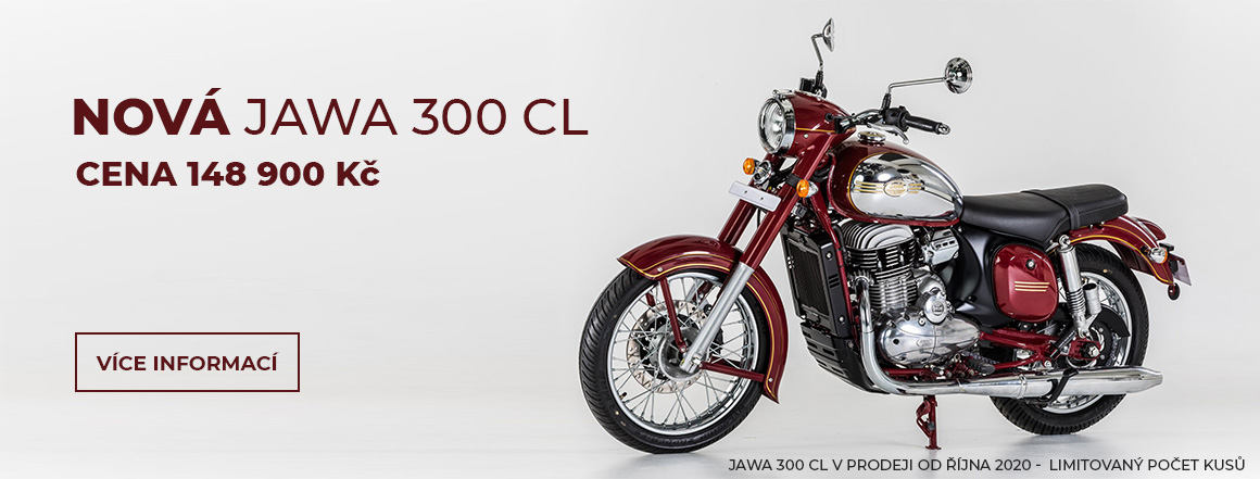 Jawa 300 CL carousel