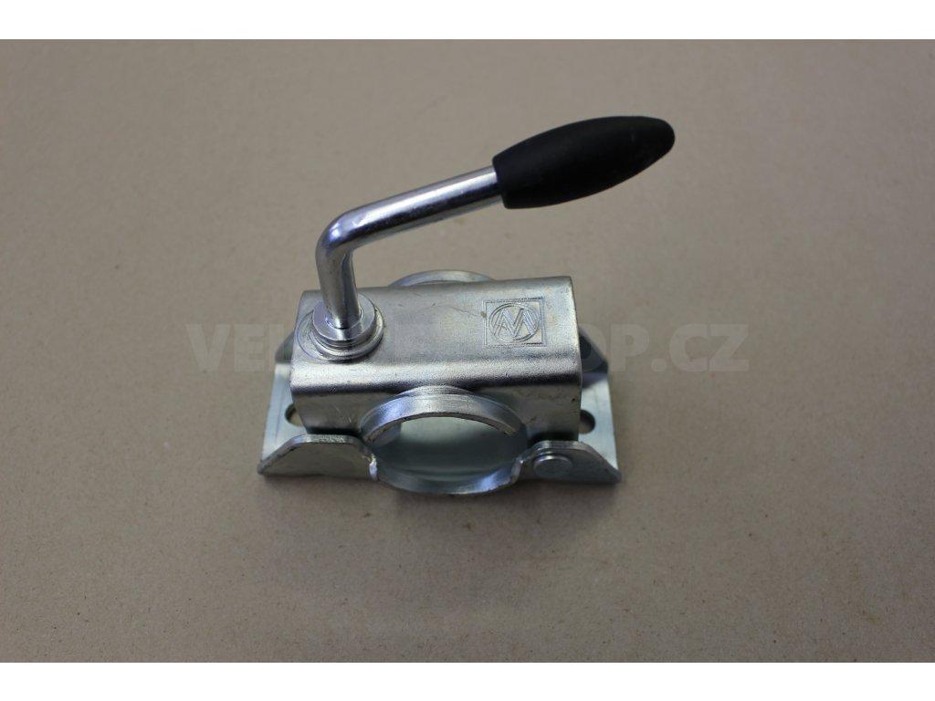 Držák podpěrného kolečka pr. 48mm
