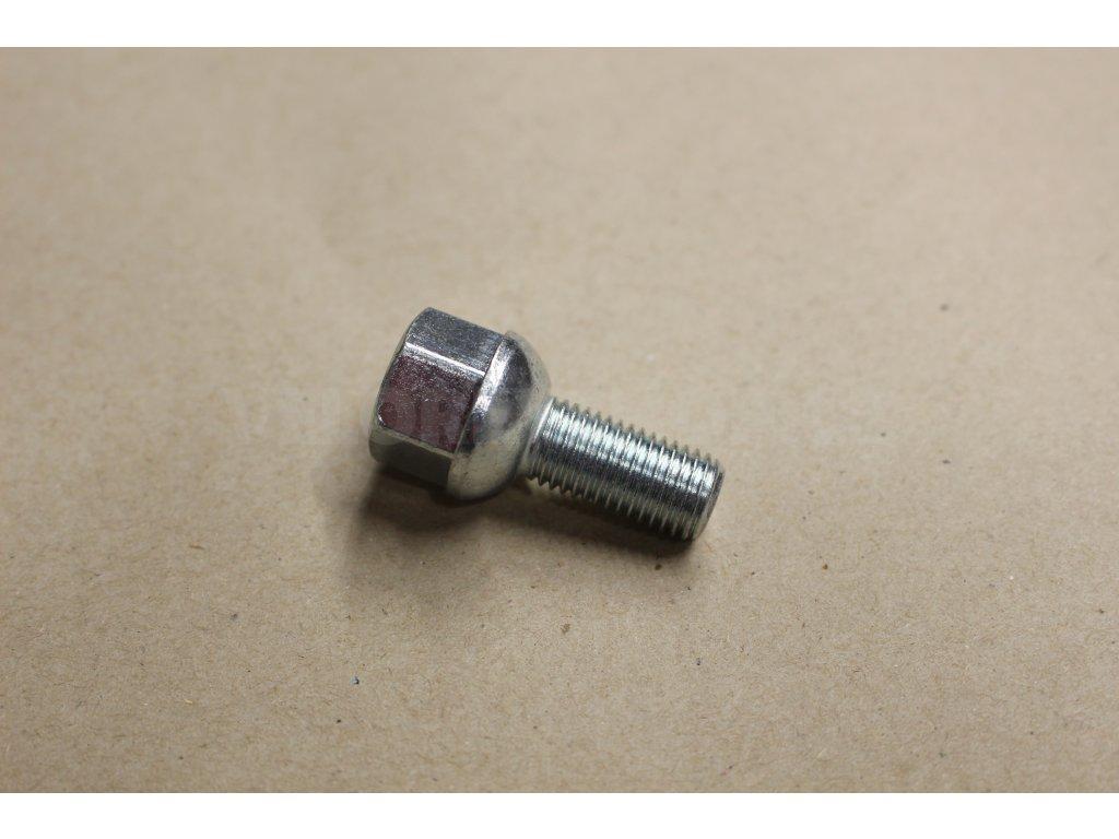 Kolový šroub M12x1,5 kulový
