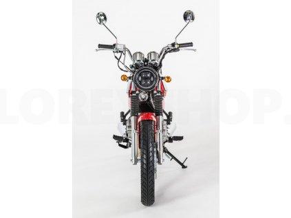 Jawa 350 OHC červená