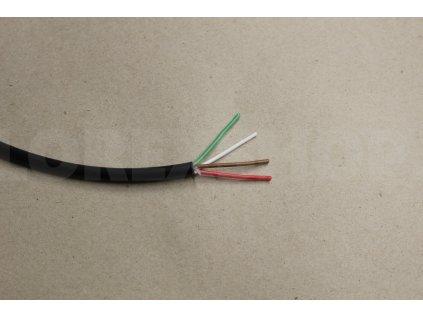 Kabel 4x0,75