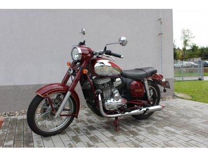 Jawa 300 CL - (Indická)