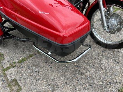 Jawa 350 OHC + Velorex 562