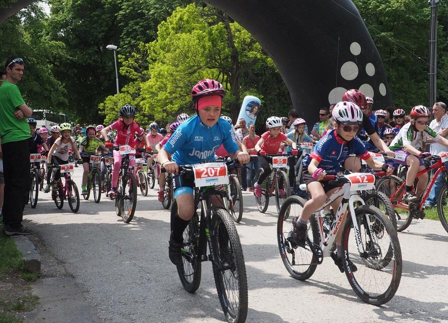 2. ročník Detskej Tour Petra Sagana bude v Nitre v apríli